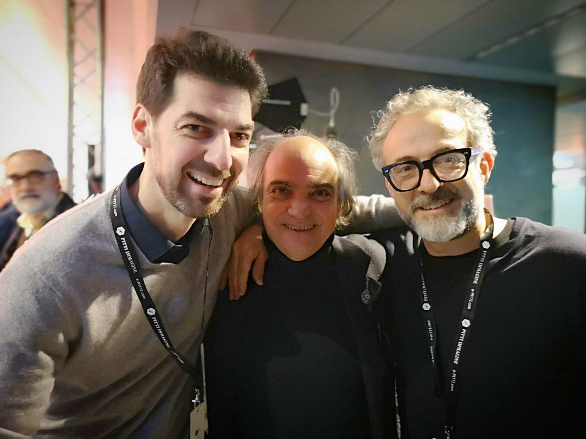 massimo bottura_Massimiliano-Alajmo_Davide-Paolini