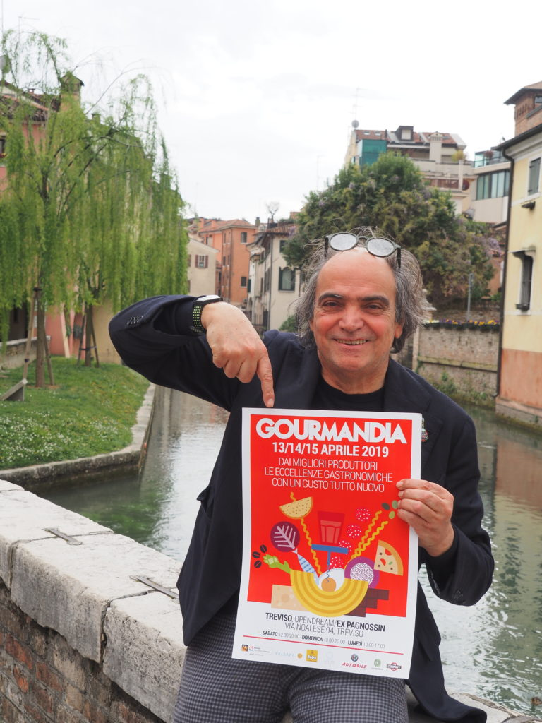 Davide Paolini Gourmandia