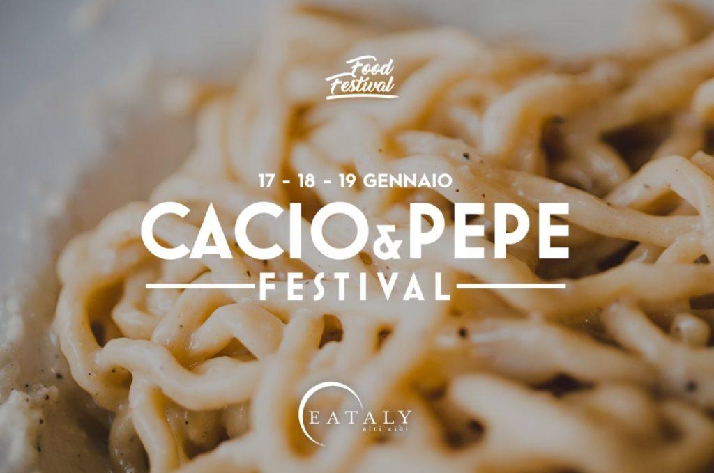 Cacio e pepe festival